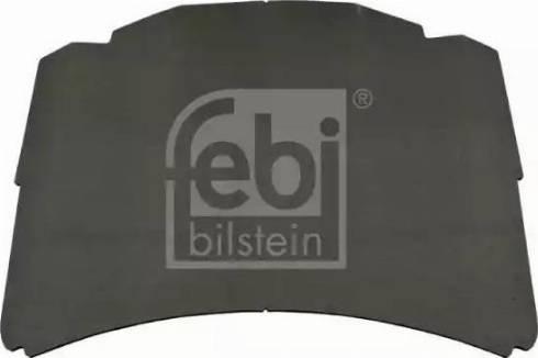 Febi Bilstein 09505 - Изоляция моторного отделения car-mod.com