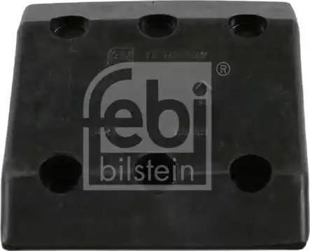 Febi Bilstein 10059 - Распорная шайба, прицепное оборудование avtokuzovplus.com.ua