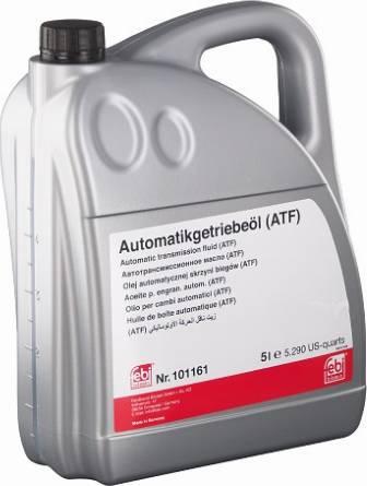 Febi Bilstein 101161 - Масло автоматической коробки передач autodnr.net