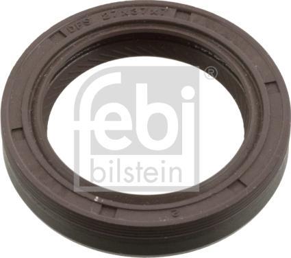 Febi Bilstein 102521 - Уплотняющее кольцо, коленчатый вал autodnr.net