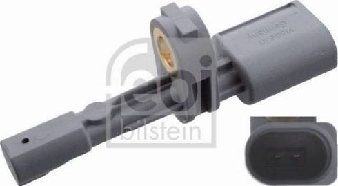 Febi Bilstein 103021 - Датчик ABS, частота вращения колеса autodnr.net
