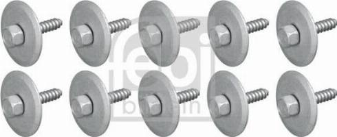 Febi Bilstein 104072 - Защита двигателя / поддона двигателя car-mod.com