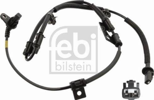 Febi Bilstein 107583 - Датчик ABS, частота вращения колеса autodnr.net