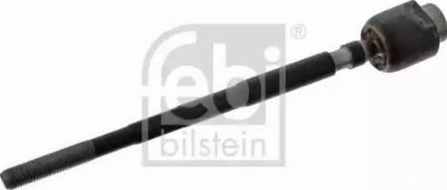 Febi Bilstein 11282 - Осьовий шарнір, рульова тяга autocars.com.ua