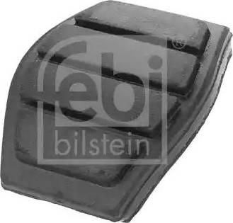 Febi Bilstein 12021 - Накладка на педаль, педаль сцепления car-mod.com