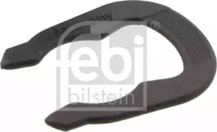 Febi Bilstein 12408 - Пружинный замок, заглушка фланца хладагента car-mod.com