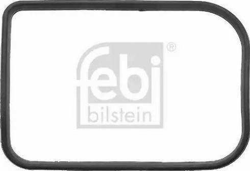 Febi Bilstein 14268 - Прокладка, масляный поддон автоматической коробки передач avtokuzovplus.com.ua
