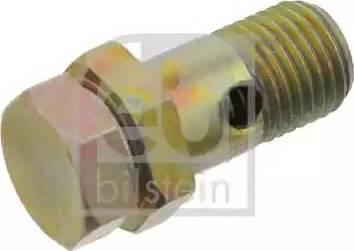 Febi Bilstein 15193 - Клапан, топливная система car-mod.com