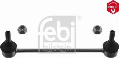 Febi Bilstein 15677 - Тяга / стойка, стабилизатор autodnr.net