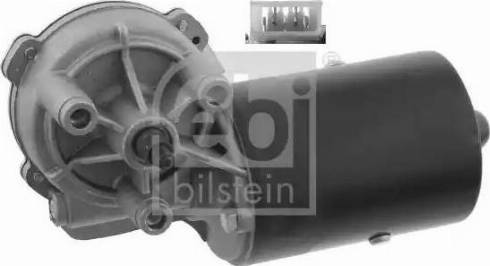 Febi Bilstein 17086 - Двигатель стеклоочистителя avtokuzovplus.com.ua