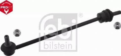 Febi Bilstein 17129 - Тяга / стойка, стабилизатор autodnr.net