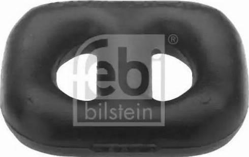 Febi Bilstein 17429 - Кронштейн, система выпуска ОГ car-mod.com