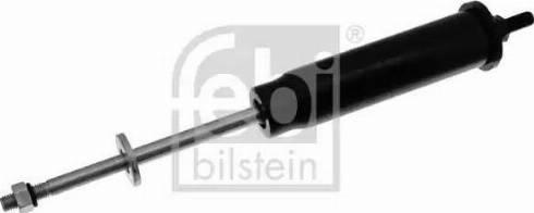 Febi Bilstein 18968 - Гаситель, крепление кабины autodnr.net
