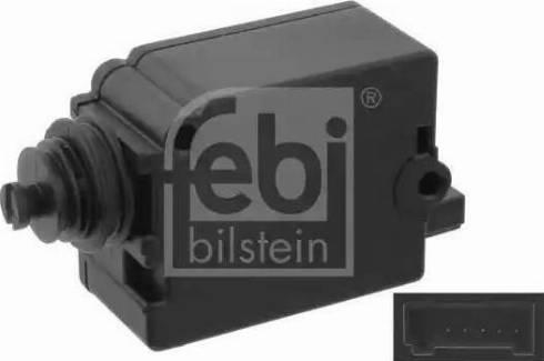 Febi Bilstein 19094 - Актуатор, регулировочный элемент, центральный замок car-mod.com