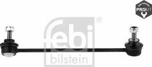Febi Bilstein 19650 - Тяга / стійка, стабілізатор autocars.com.ua
