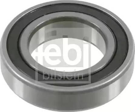 Febi Bilstein 21985 - Центральная опора подшипника карданного вала car-mod.com