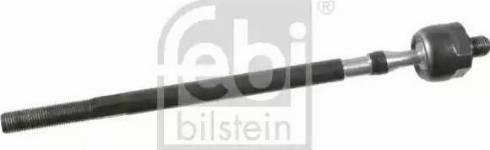 Febi Bilstein 22763 - Осевой шарнир, рулевая тяга autodnr.net