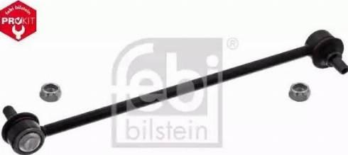 Febi Bilstein 22993 - Тяга / стойка, стабилизатор autodnr.net