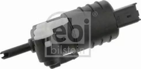Febi Bilstein 24341 - Водяной насос, система очистки окон car-mod.com