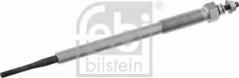 Febi Bilstein 26112 - Свеча накаливания car-mod.com