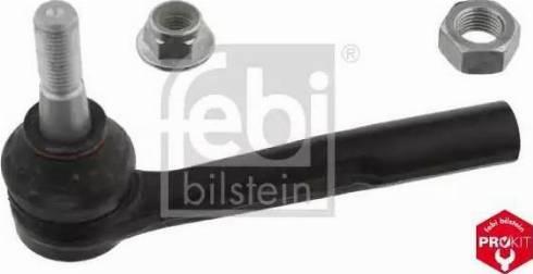 Febi Bilstein 26152 - Наконечник рульової тяги, кульовий шарнір autocars.com.ua