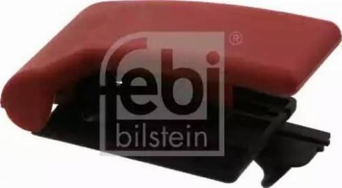 Febi Bilstein 26211 - Ручка, открывания моторного отсека car-mod.com