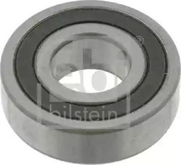 Febi Bilstein 26262 - Центрирующий опорный подшипник, система сцепления car-mod.com