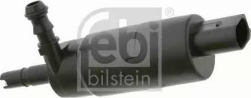 Febi Bilstein 26274 - Водяной насос, система очистки фар autodnr.net