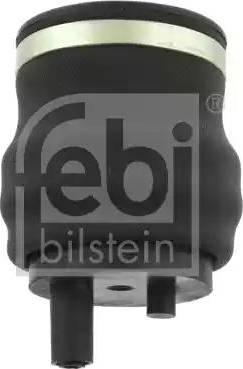 Febi Bilstein 27050 - Баллон пневматической рессоры, крепление кабины car-mod.com
