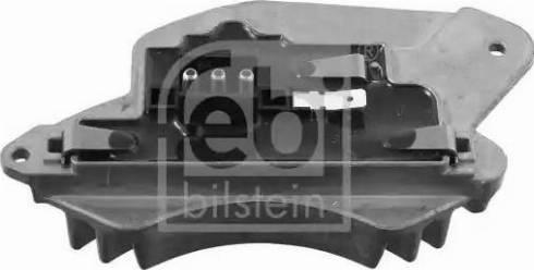 Febi Bilstein 27440 - Блок управления, отопление / вентиляция autodnr.net