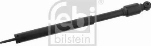 Febi Bilstein 27612 - Амортизатор рулевого управления car-mod.com