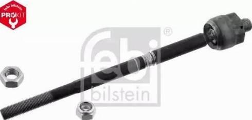 Febi Bilstein 29233 - Осевой шарнир, рулевая тяга car-mod.com