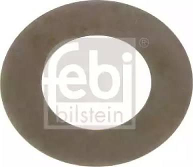 Febi Bilstein 31815 - Плоская шайба, ременный шкив - коленчатый вал car-mod.com