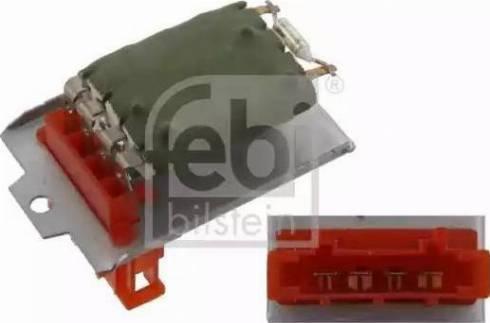 Febi Bilstein 32178 - Блок управления, отопление / вентиляция avtokuzovplus.com.ua