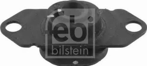 Febi Bilstein 33206 - Подушка, підвіска двигуна autocars.com.ua
