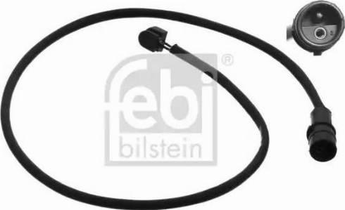 Febi Bilstein 33412 - Сигнализатор, износ тормозных колодок autodnr.net