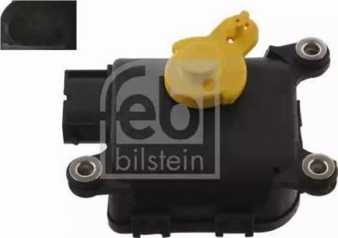 Febi Bilstein 34149 - Регулировочный элемент, смесительный клапан car-mod.com