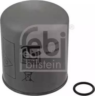 Febi Bilstein 34322 - Патрон осушувача повітря, пневматична система autocars.com.ua