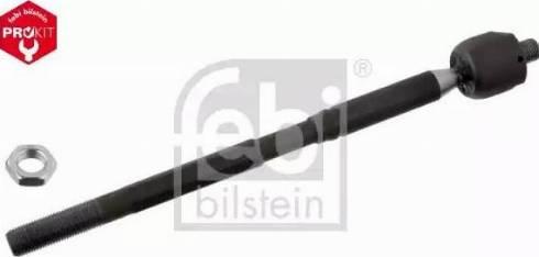 Febi Bilstein 34713 - Осевой шарнир, рулевая тяга autodnr.net