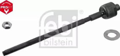 Febi Bilstein 34720 - Осевой шарнир, рулевая тяга autodnr.net