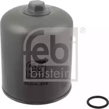 Febi Bilstein 35304 - Патрон осушителя воздуха, пневматическая система car-mod.com