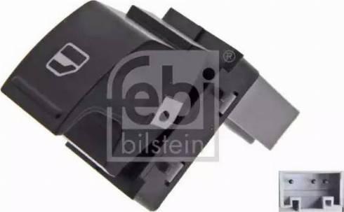 Febi Bilstein 37485 - Выключатель, стеклолодъемник autodnr.net