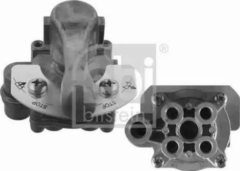 Febi Bilstein 38128 - Клапан поворотной заслонки car-mod.com