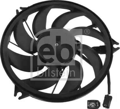 Febi Bilstein 38478 - Вентилятор, охлаждение двигателя car-mod.com