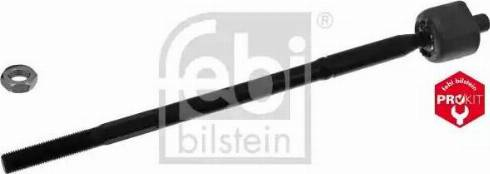 Febi Bilstein 41282 - Осевой шарнир, рулевая тяга autodnr.net