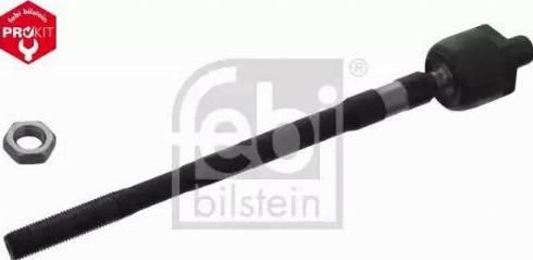 Febi Bilstein 42736 - Осевой шарнир, рулевая тяга autodnr.net