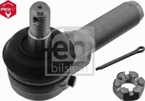 Febi Bilstein 42777 - Наконечник рулевой тяги, шарнир car-mod.com