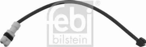 Febi Bilstein 44649 - Сигнализатор, износ тормозных колодок autodnr.net