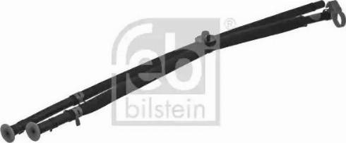 Febi Bilstein 45777 - Шлангопровод, регенерация сажевого / частичного фильтра avtokuzovplus.com.ua