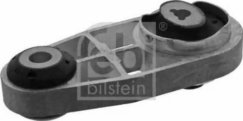 Febi Bilstein 45796 - Подушка, підвіска двигуна autocars.com.ua